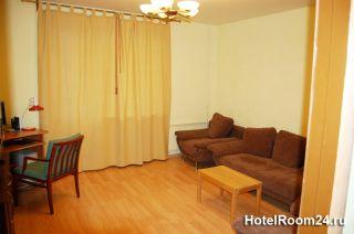 2-х комнатная квартира снять посуточно м. Ленинский проспект