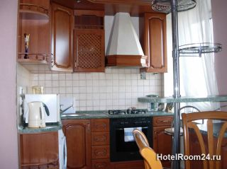 Двухкомнатная квартира на сутки у метро «Сокол»