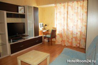 2-комнатная квартира посуточно на Ленинском Проспекте