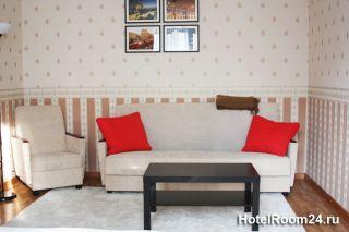 Однокомнатная квартира на сутки у Крокус-Сити