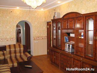 Двухкомнатная квартира на сутки у метро «Динамо»