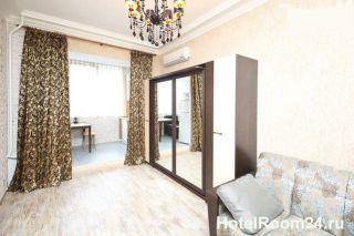 Однокомнатная квартира посуточно у метро Смоленская
