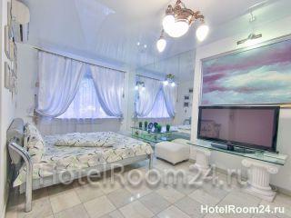 Сдается однокомнатная квартира в аренду посуточно м.Белорусская